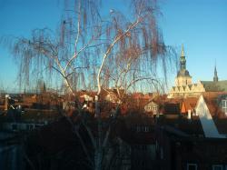 Stadtwohnung mit Ost- & Westbalkon und schöner Aussicht erwartet Sie!